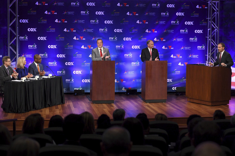 Image: Virginia Senate Debate