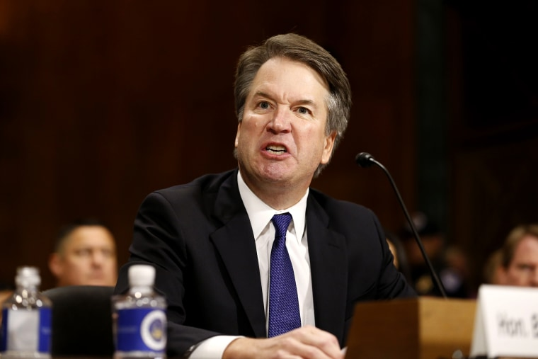 Image result for kavanaugh hearing angry