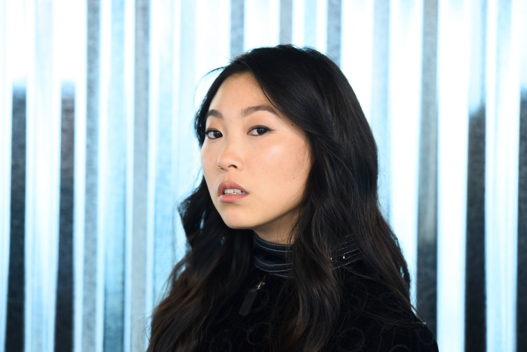 0b00bbbfc87d 'Crazy Rich Asians' star Awkwafina to host 'Saturday Night Live'