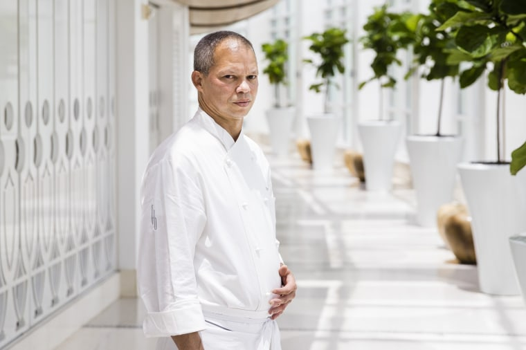 Image: Fontainebleau chef Roberto Fernandez