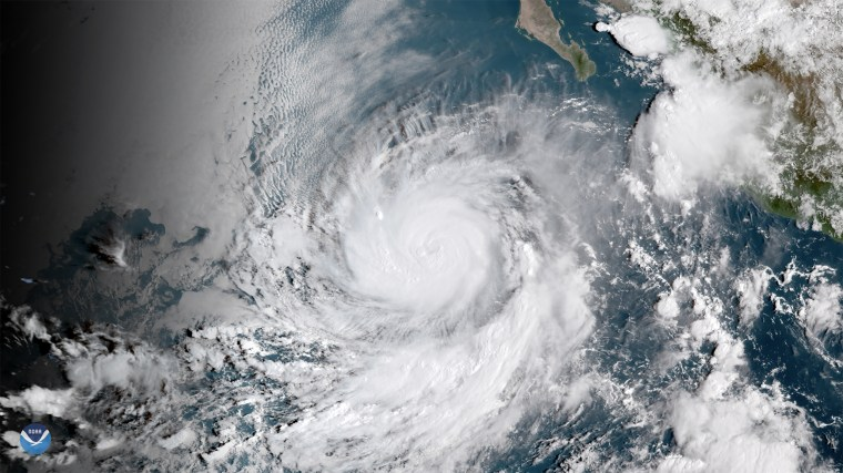 Image: Hurricane Rosa