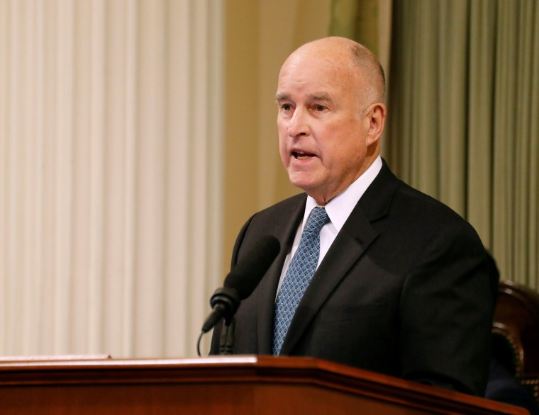 Image: Jerry Brown