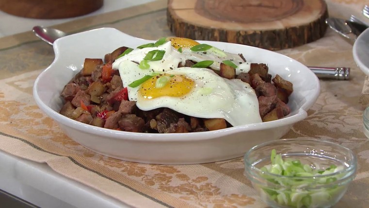 Food Network star Geoffrey Zakarian, join Megyn Kelly TODAY to show how to cook flank steak three ways.
