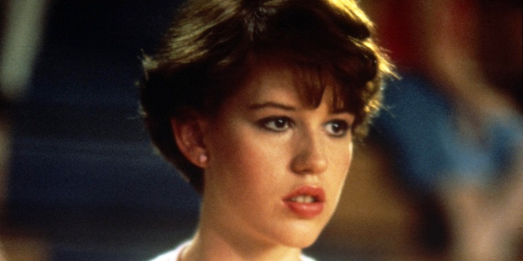 """Molly Ringwald looks back on """"Sixteen Candles"""" in light of #MeToo"""