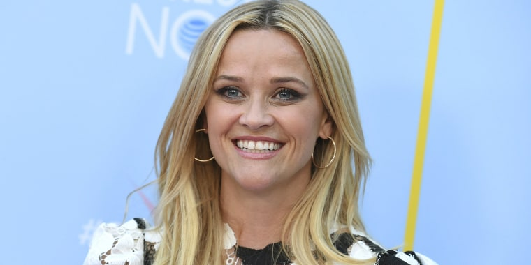 Witherspoon revealed her favorite movie character.