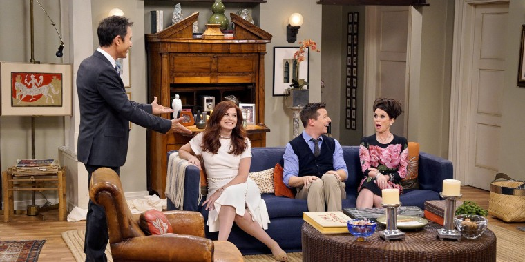 Will and Grace season one