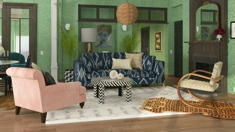 Will & Grace apartment