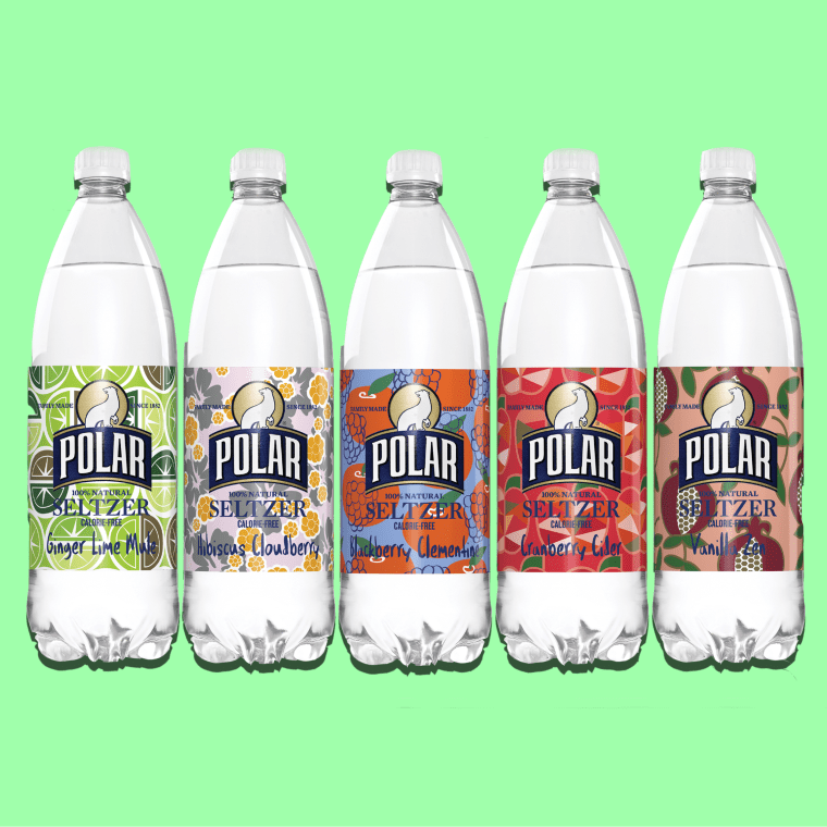 Polar seltzer new bevie