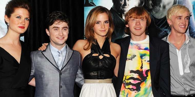 """Harry Potter And The Half-Blood Prince"" Premiere - Inside Arrivals"