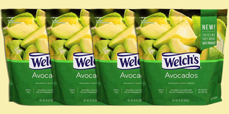 Avoid avocado hand forever with pre-sliced, frozen chunks of the popular green fruit.