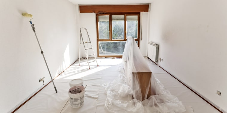 How to paint a room: Tips on how to paint a wall, ceiling