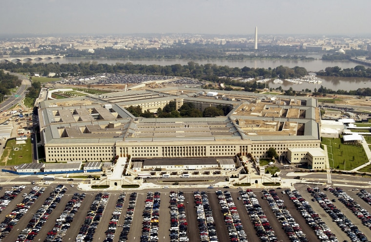 Image: Aerial Photo Of The Pentagon