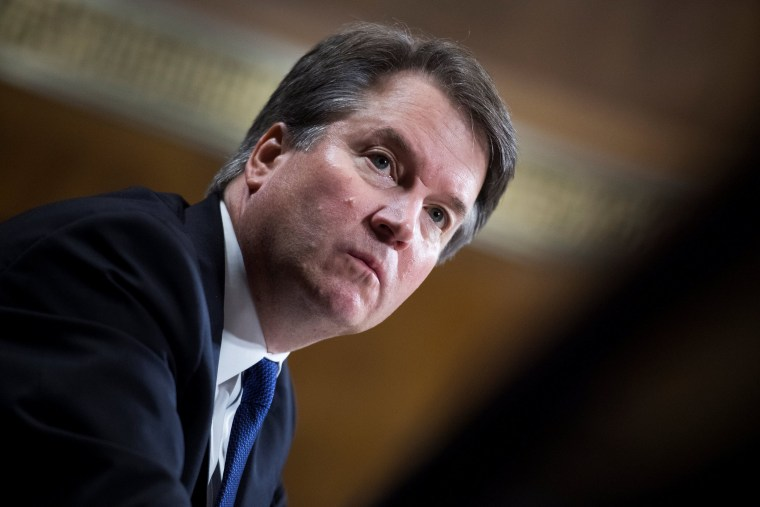 Yale classmate to tell FBI of Brett Kavanaugh's 'violent drunken' behavior