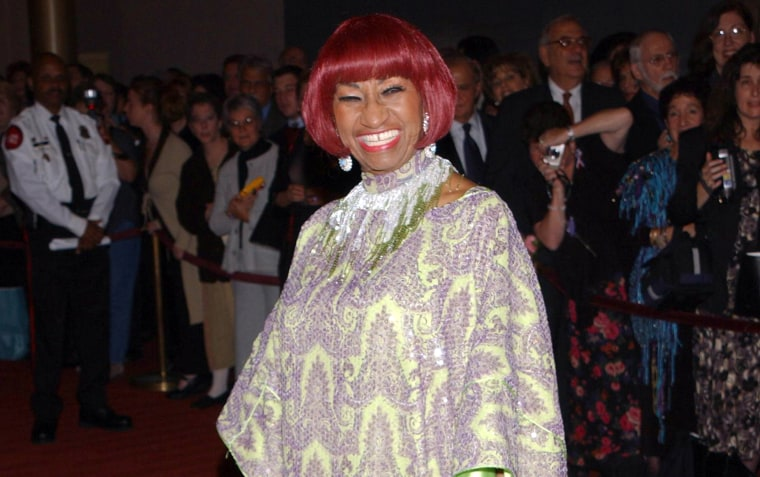 how old is celia cruz