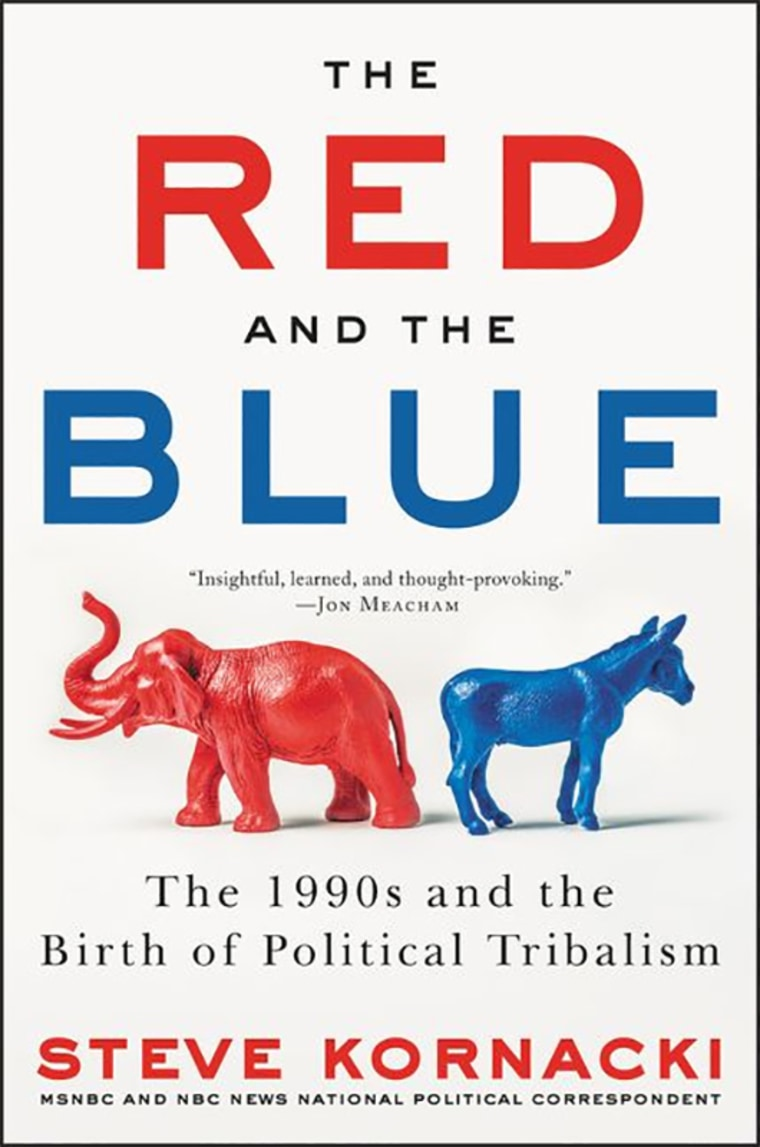 Image: The Red and The Blue
