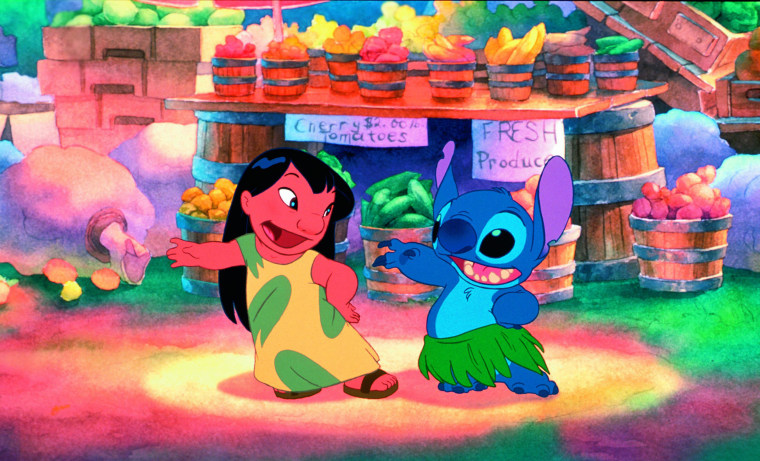 Image: Lilo and Stitch