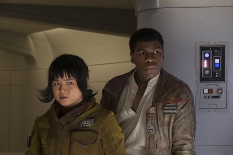 Image: Star Wars, Kelly Marie Tran, John Boyega