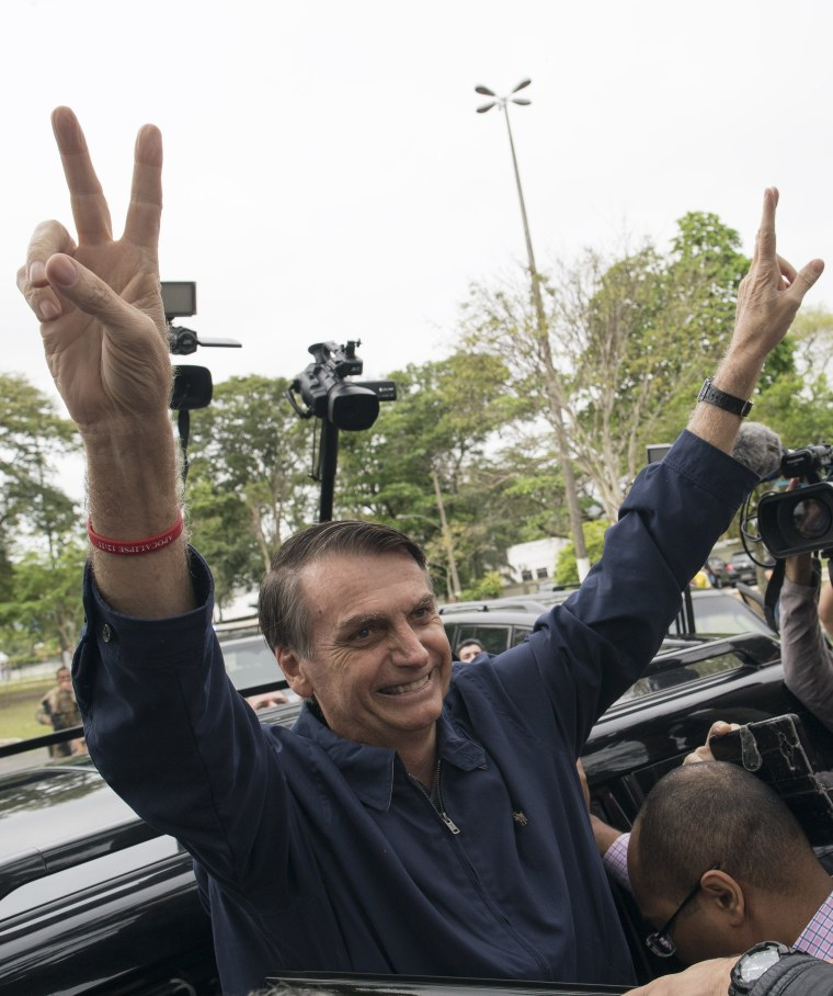 Image: Jair Bolsonaro
