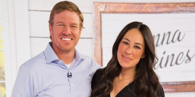 Chip and Joanna help out church in need