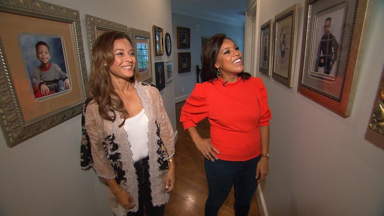 Sheinelle Jones and Sonya Curry