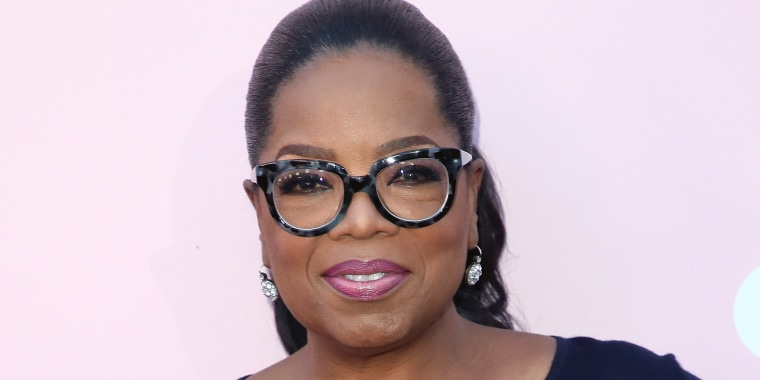 Oprah Winfrey opened up about a recent health scare