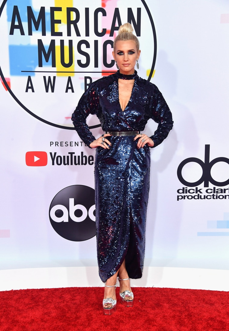 Ashlee Simpson 2018 American Music Awards