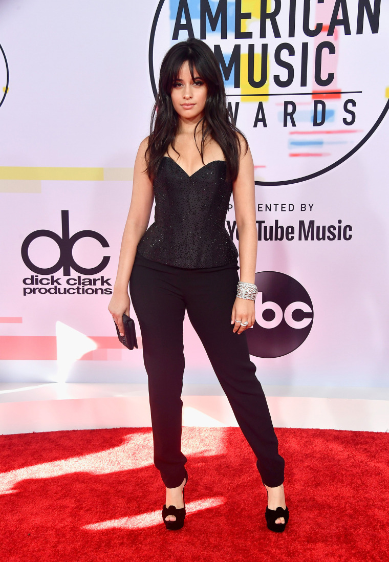 Camila Cabello American Music Awards