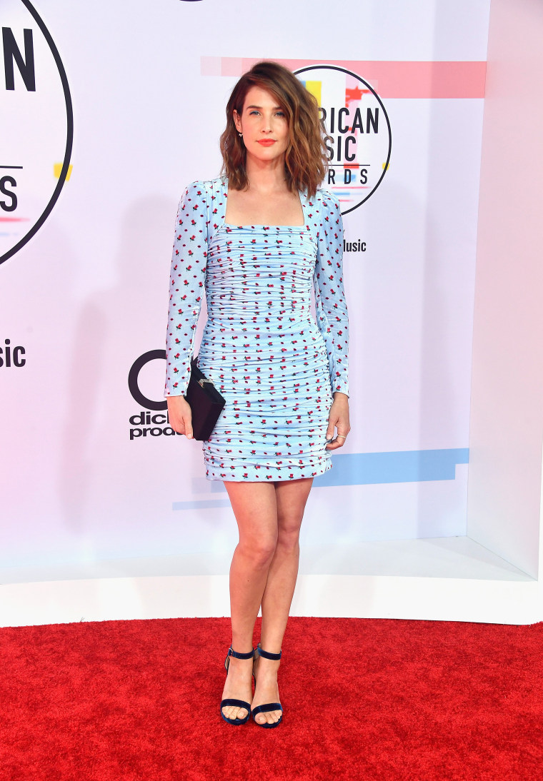 Cobie Smulders 2018 American Music Awards