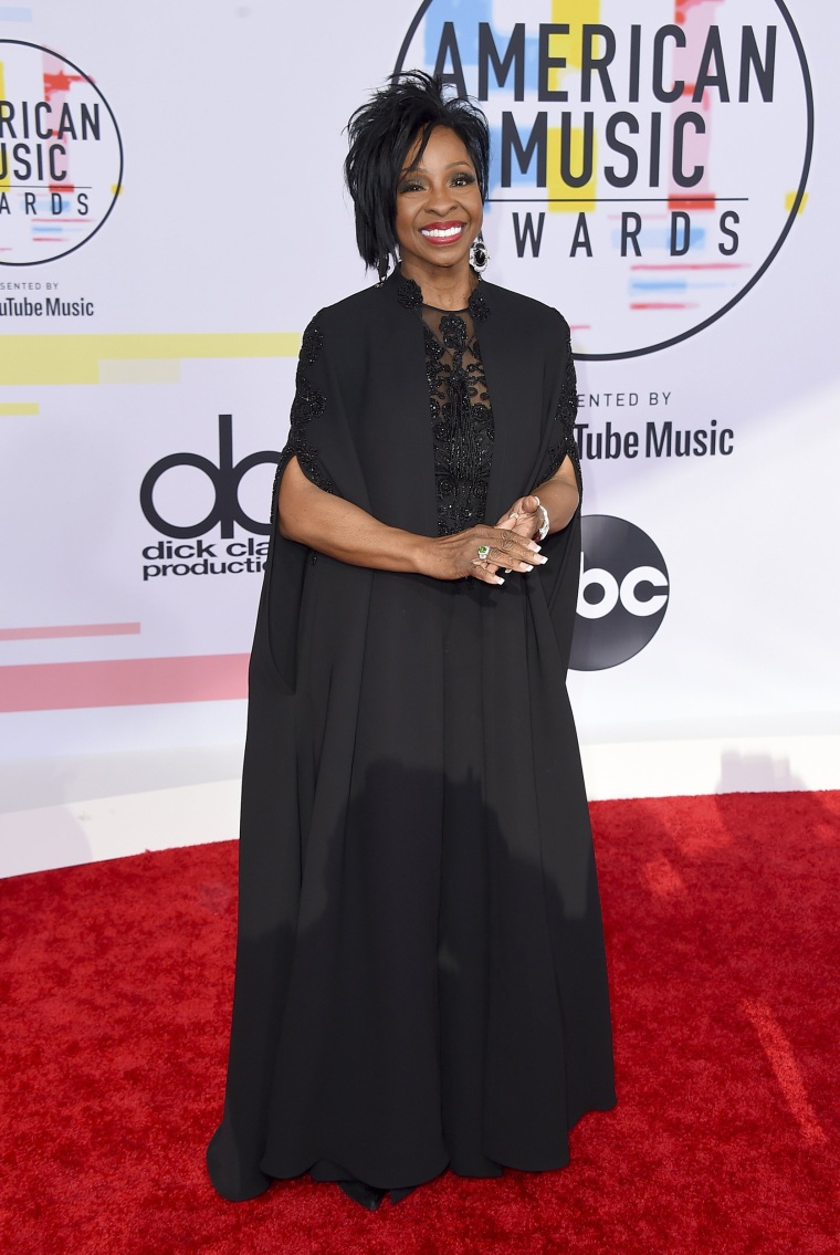 Gladys Knight red carpet
