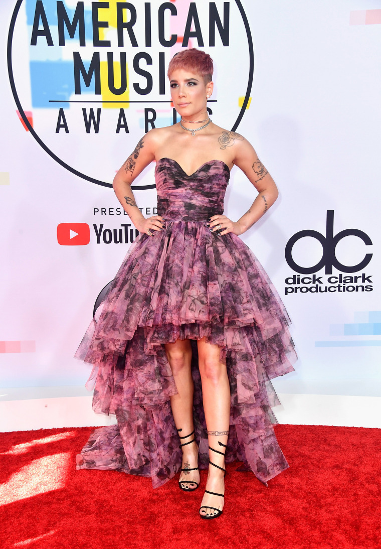 Halsey  American Music Awards