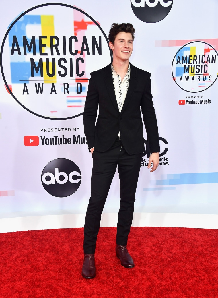 Shawn Mendes American Music Awards