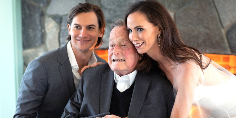 Barbara Bush Sped Up Her Wedding Day To Make Sure Grandfather Could