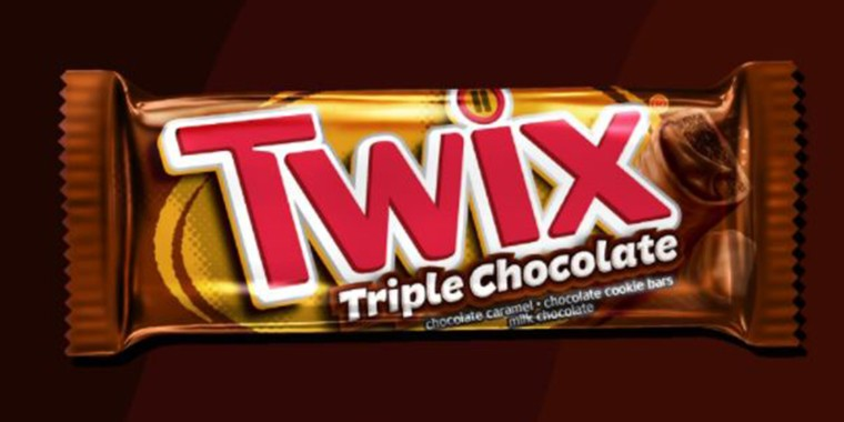 twix triple chocolate bars are returning
