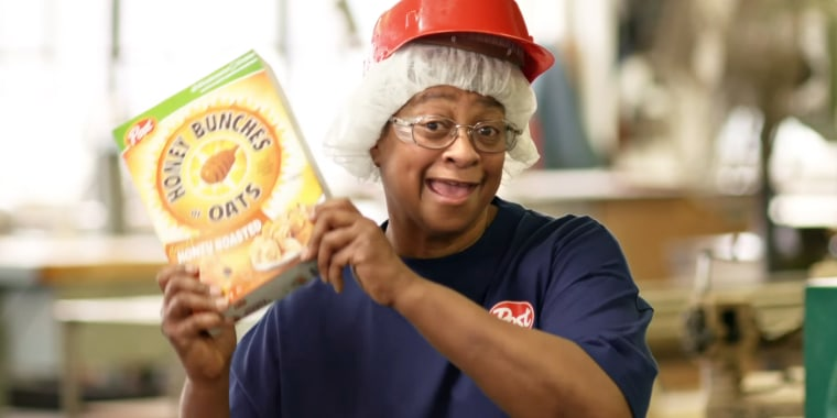 Honey Bunches of Oats Commercial: Diana Sings a Jingle