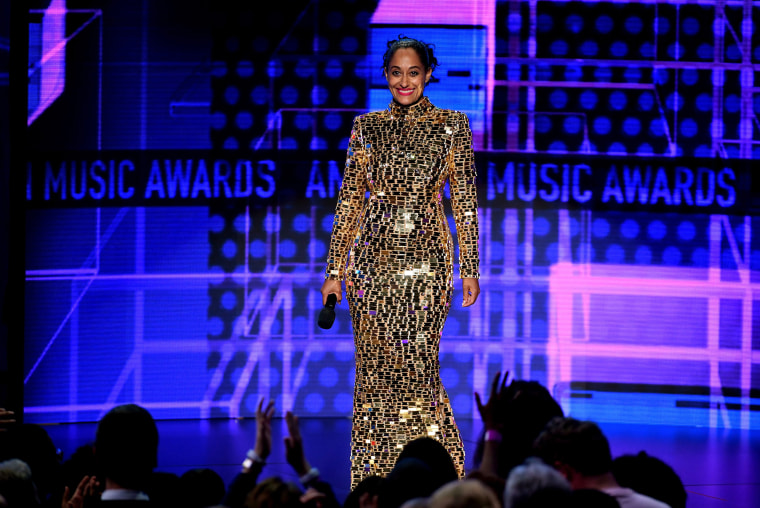 Tracee Ellis Ross American Music Awards