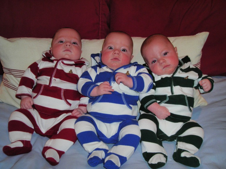 The Lyons triplets