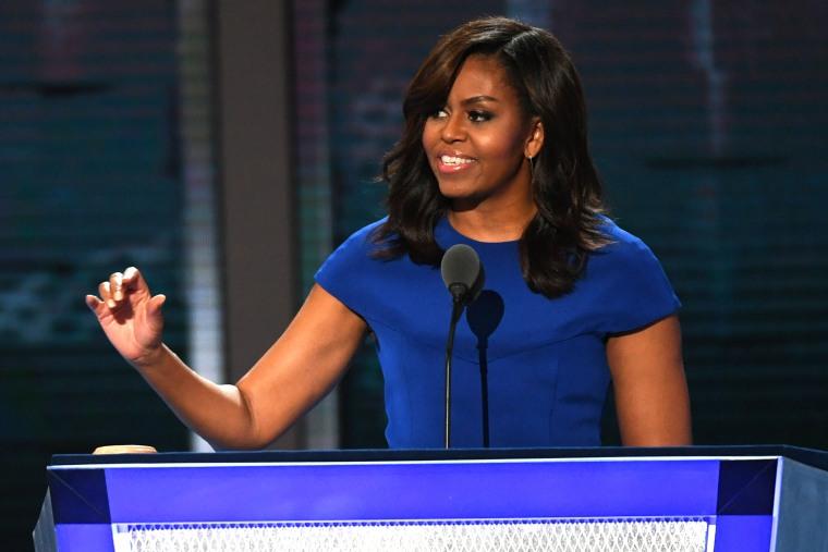 Michelle Obama 2016 convention