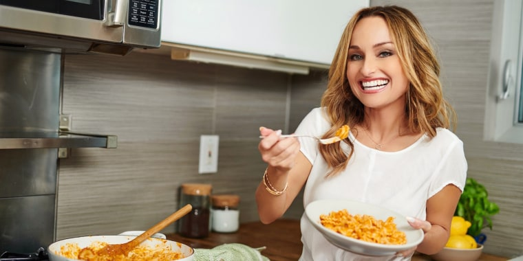Giada's tips for cooking red sauce