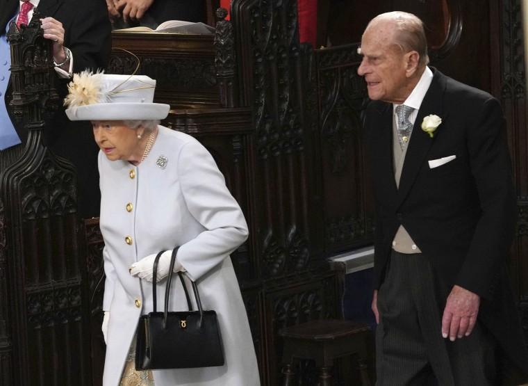 Image:Queen Elizabeth II and Prince Philip