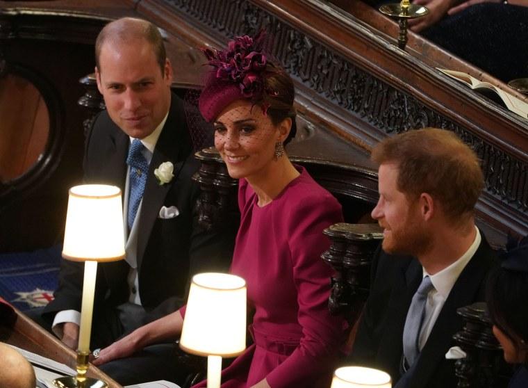 Prince William, Duke of Cambridge, Catherine, Duchess of Cambridge