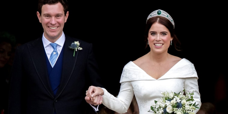 Princess Eugenie's wedding tiara surprised many royal style experts.
