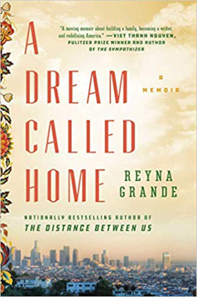 "Reyna Grande's ""A Dream Called Home"""
