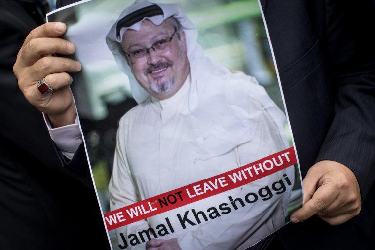 Image: Fears Grow Over Fate of Missing Journalist Jamal Khashoggi