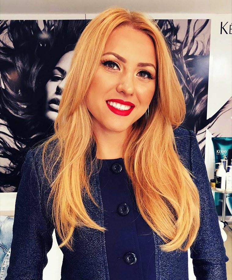 Image: Body of killed Bulgarian journalist Viktoria Marinova found