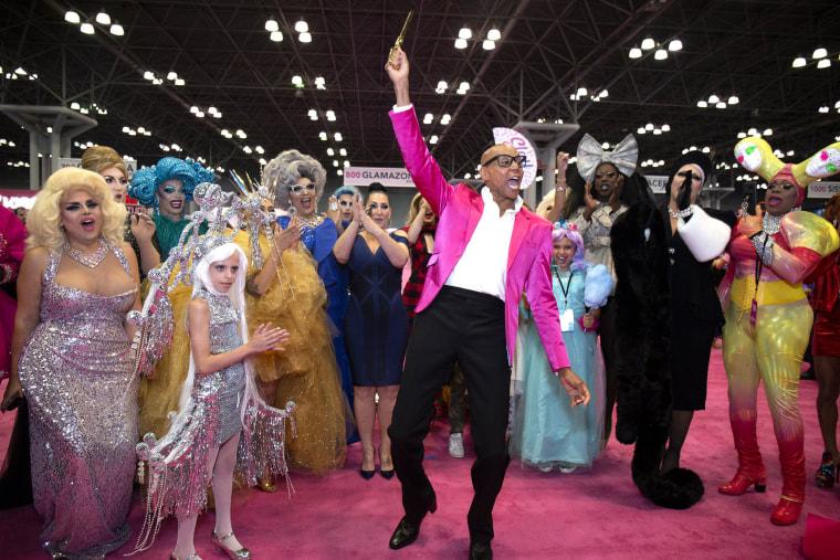 Image: RuPaul's DragCon NYC 2018
