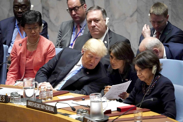 Image: UN-ASSEMBLY-DIPLOMACY-UNITED STATES
