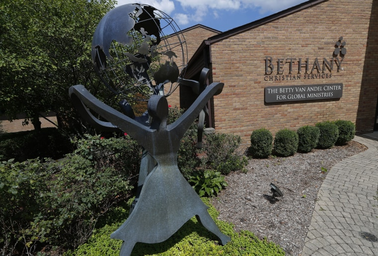 Bethany Christian Services in Grand Rapids, Michigan