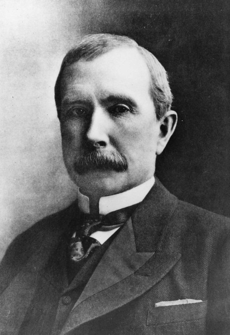 Image: John D. Rockefeller