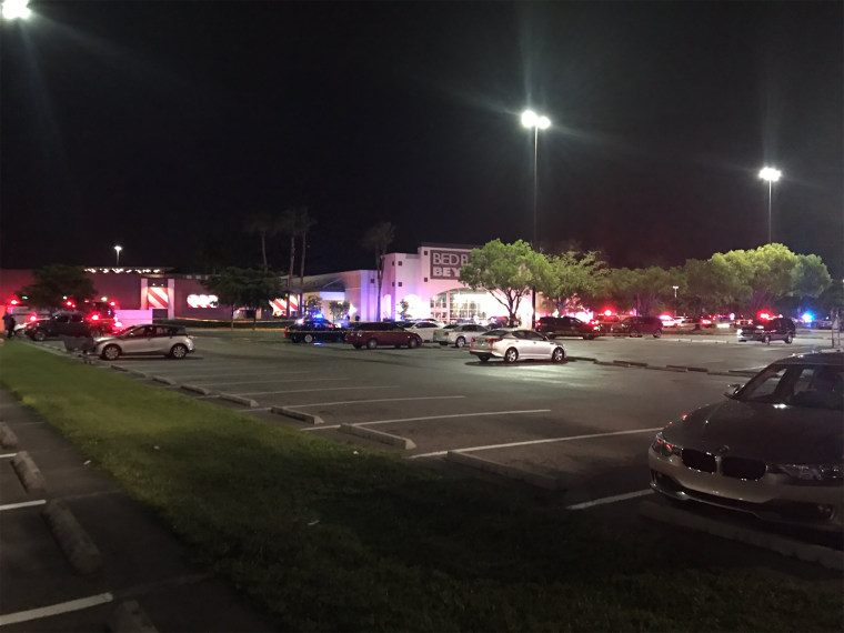 Image: Bell Tower Shops Shooting