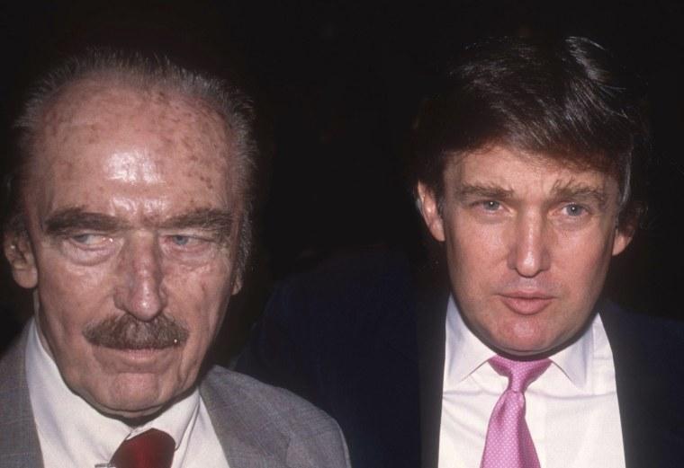 Image: Donald Trump, Fred Trump